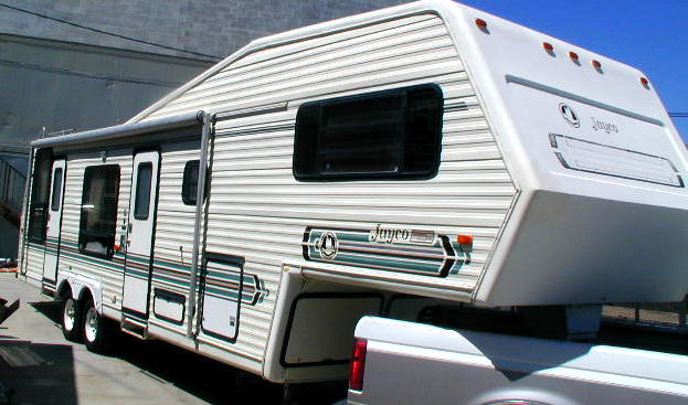 1988 Jayco Trader sold 5w Fleetwood Fifth Wheel Floor Plans at soozxer.org